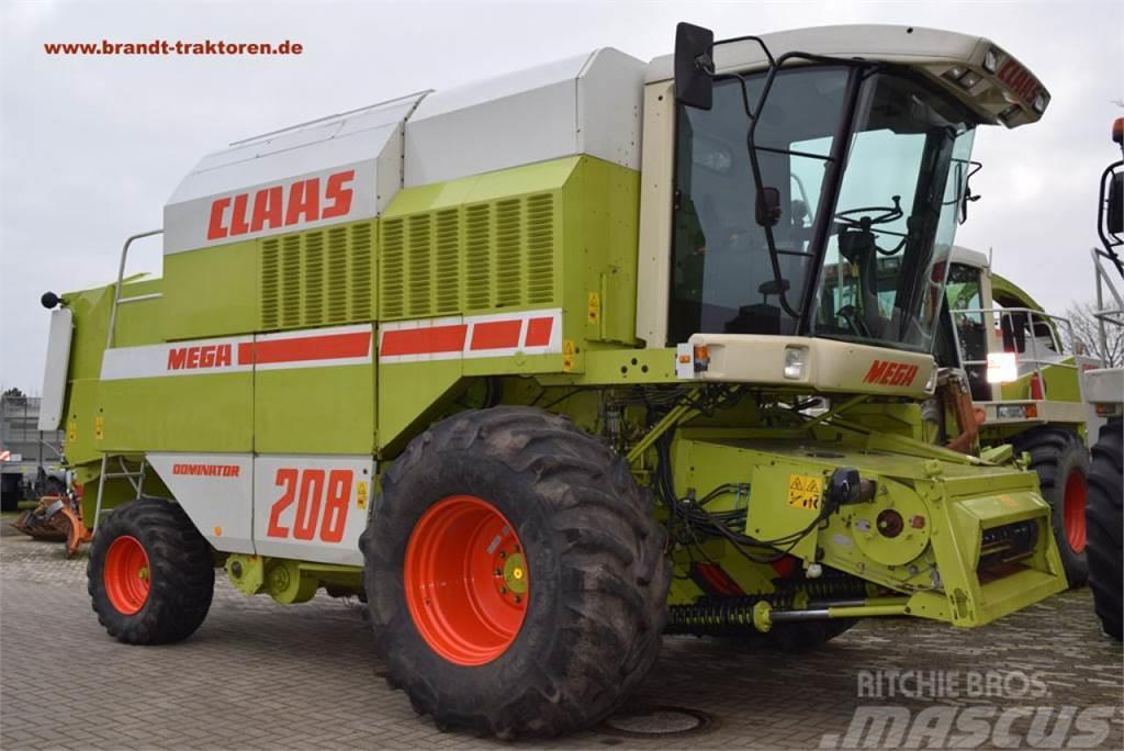 CLAAS Dominator 208 Mega II *3-D*