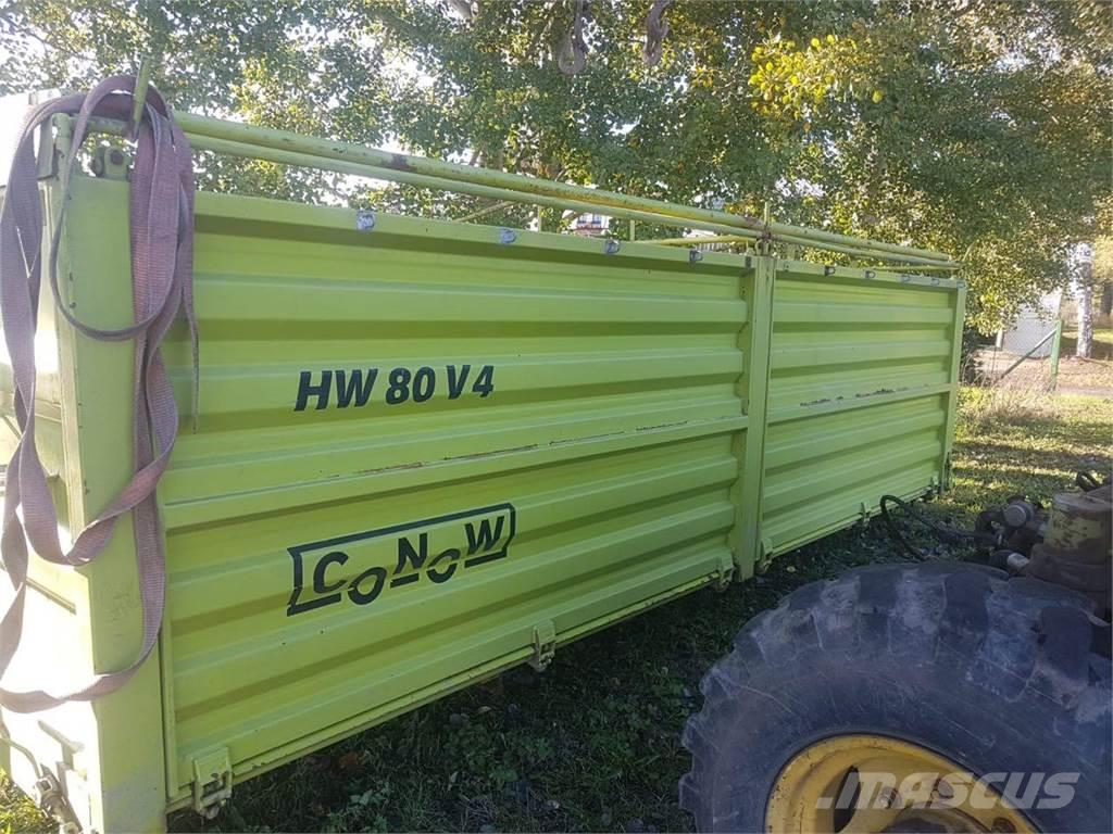 Fortschritt Conow HW80 V4 Aufbau 2x