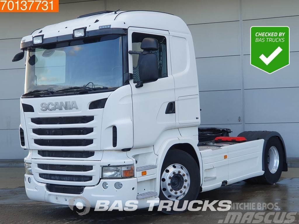 Scania R480 4X2 Manual Retarder ADR Alcoa's Euro 5
