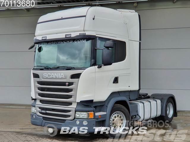 Scania R450 4X2 Retarder Euro 6