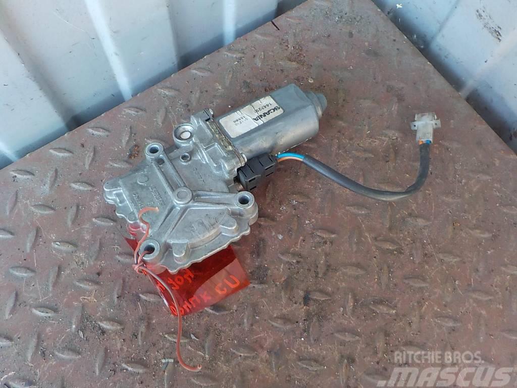 Scania P,G,R series Window regulator motor left 1442292 0