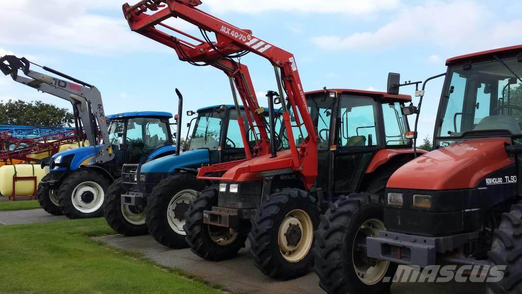 [Other] LOT NEW HOLLAND X3 TL90/TL65/6635