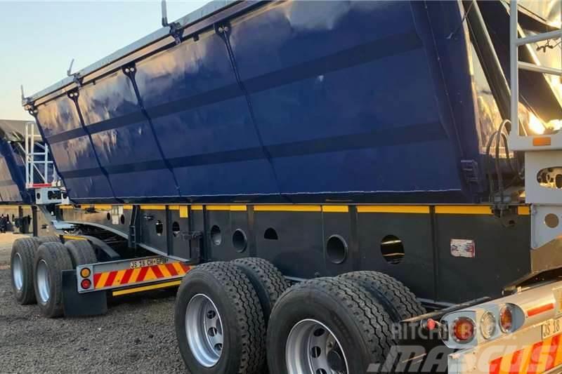 Afrit 2016 Afrit 45m3 Interlink Side Tipper
