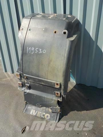 Iveco Stralis Fender front / rear part 504090861 ME50400