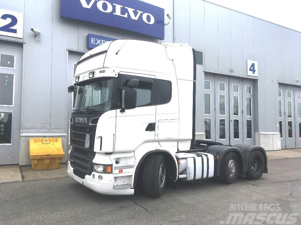 Scania R 500 6x2 TopLine Retarder Euro5