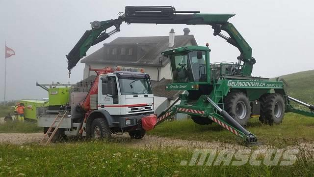 CLAAS Xerion 2500 4 X 4