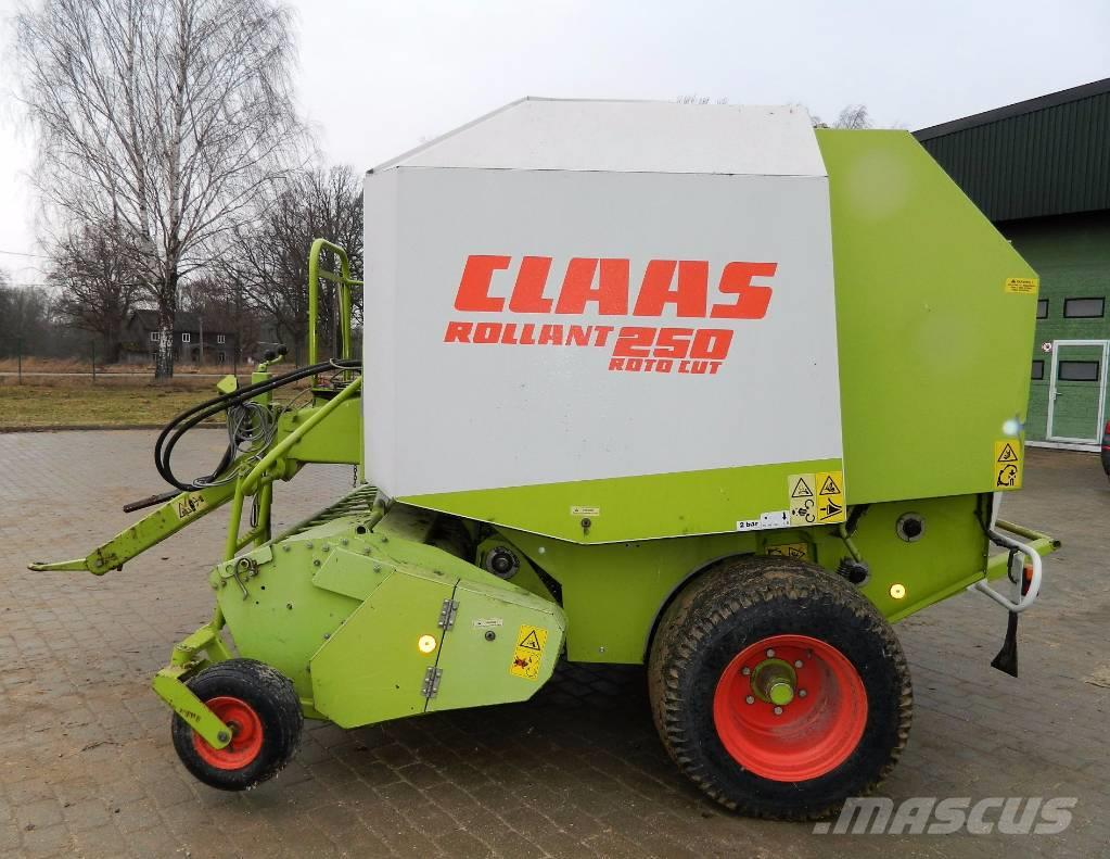 CLAAS Rollant 250 Roto Cut