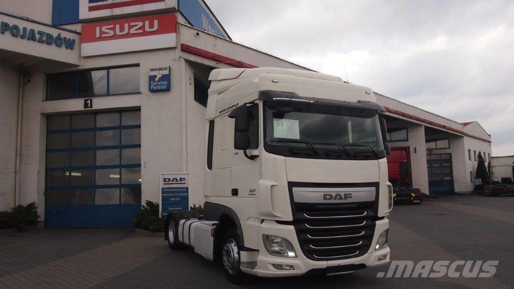 DAF XF FT LD Low Deck Euro 6 2014 Manual