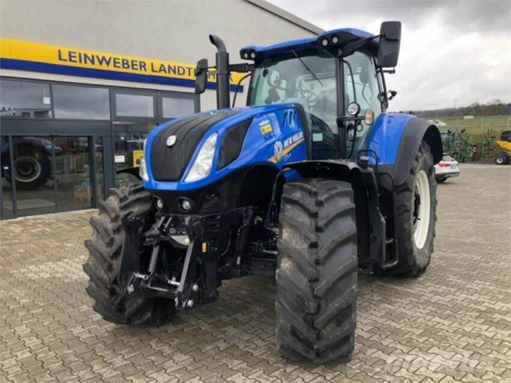 New Holland T 7.275 AC