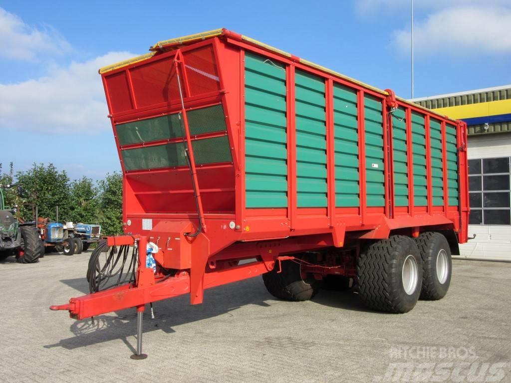Kirchner TH3042, Övriga vagnar