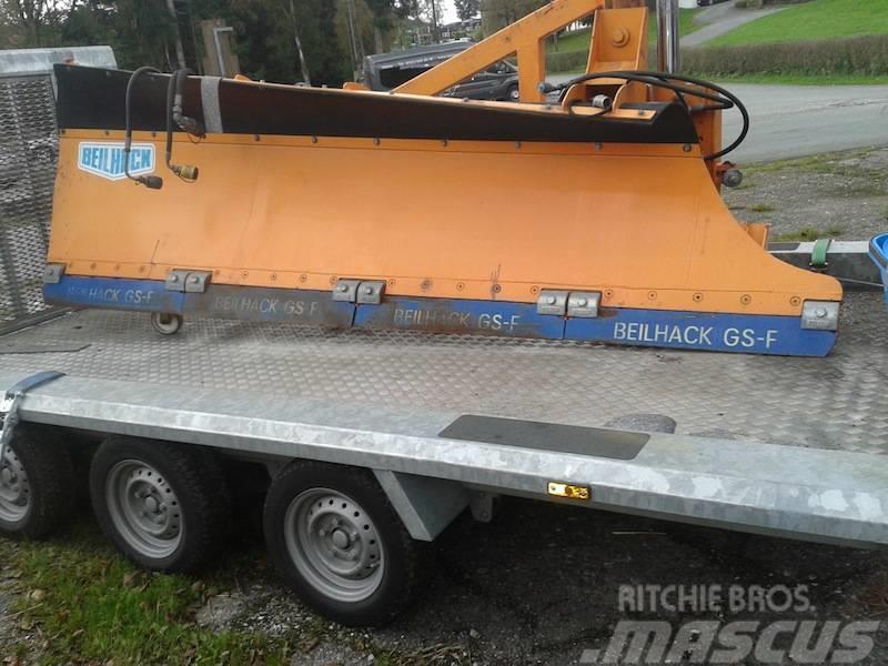 Schmidt Beilhack PS 36-1N Seitenschneepflug 3,60 m