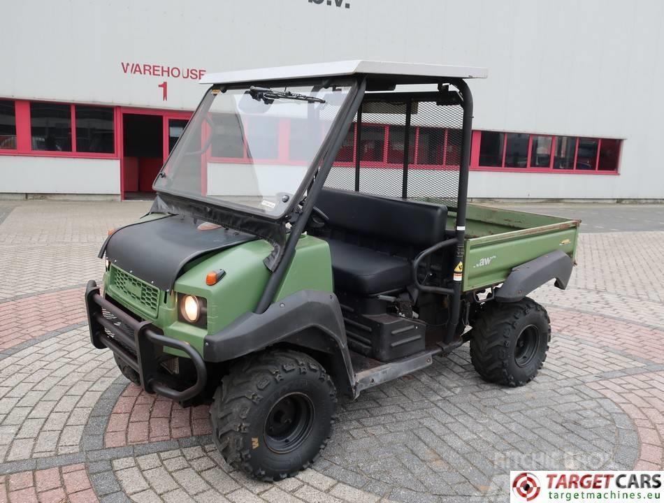 Kawasaki Mule KAF950F UTV 4x4 Utility Vehicle