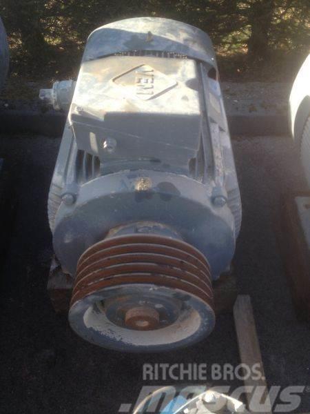 VEM Moteur électrique 110 kW