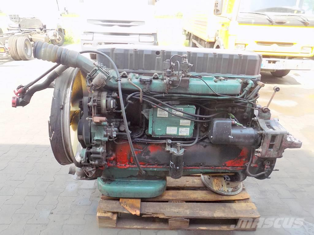 Volvo FH12 engine