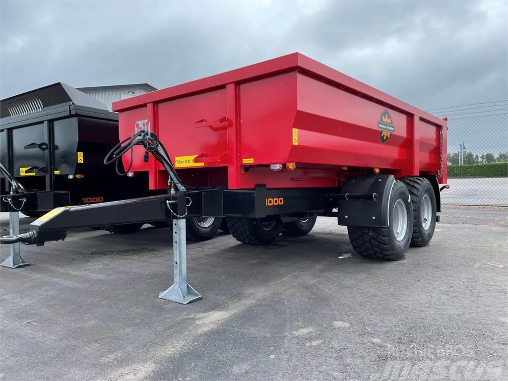 Palmse Dumpervagn 10 ton
