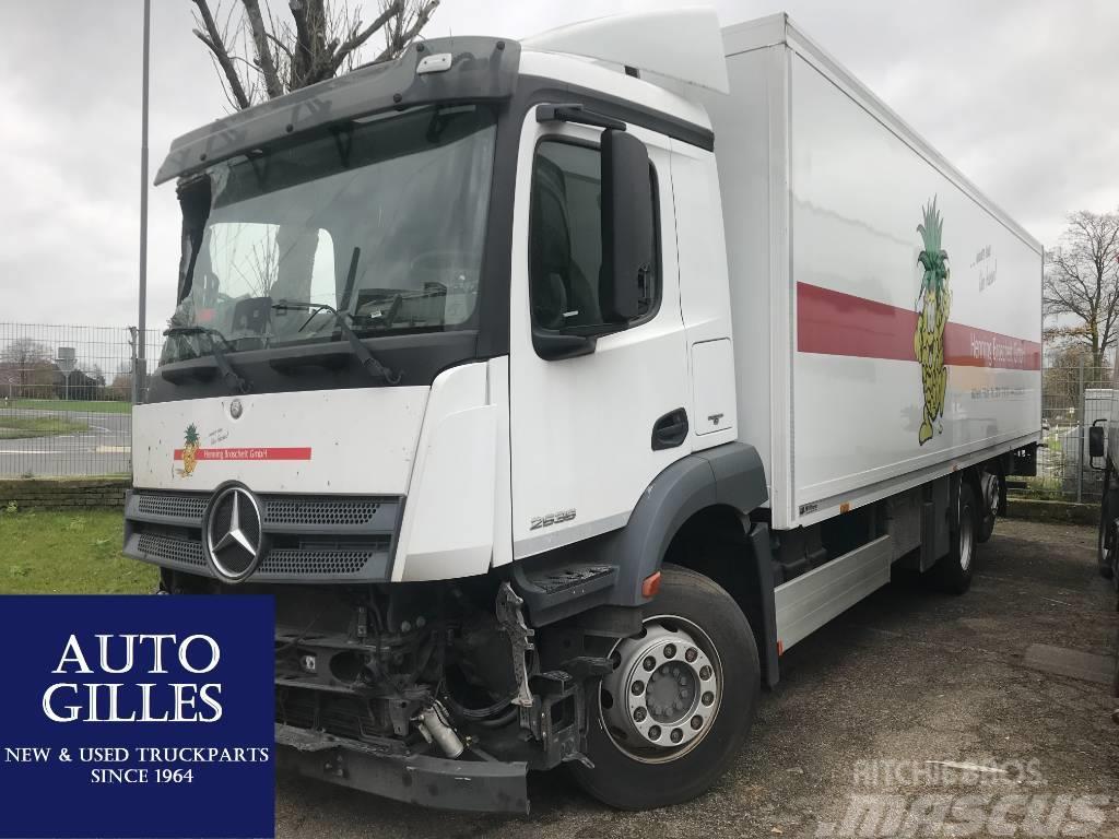 Mercedes-Benz Antos 2536 L 6x2