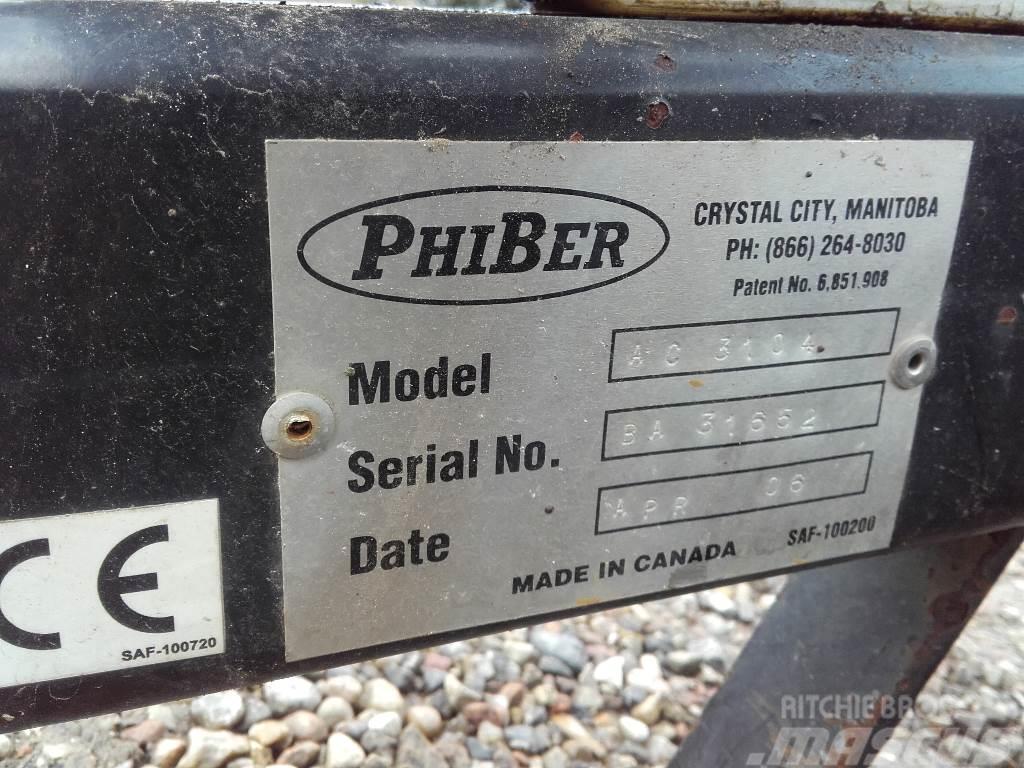Phiber Mini bigballevogn 80x80