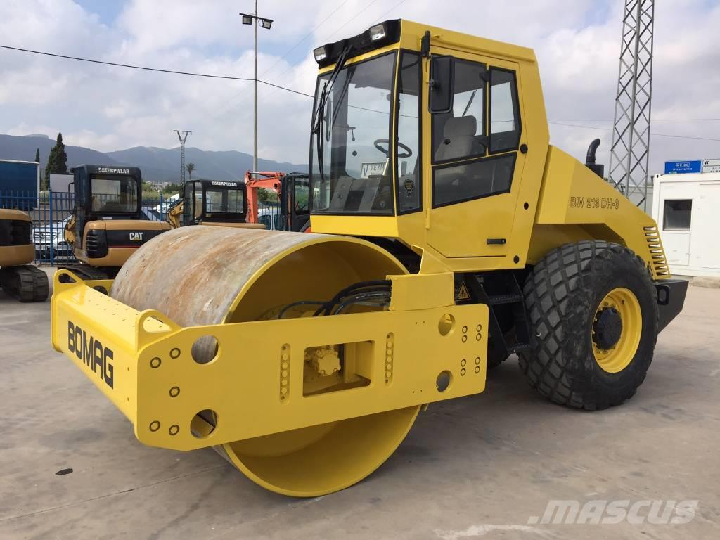 Bomag 213 DH-3
