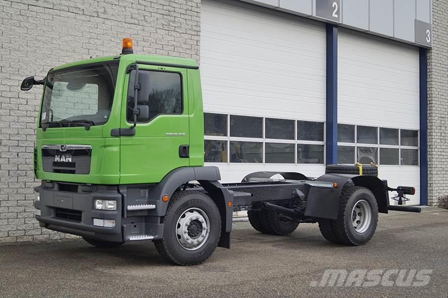 MAN TGM 18.250 BB CHASSIS CABIN (5 units)