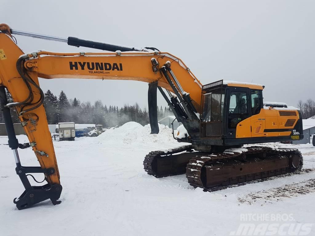 Hyundai HX 300 L
