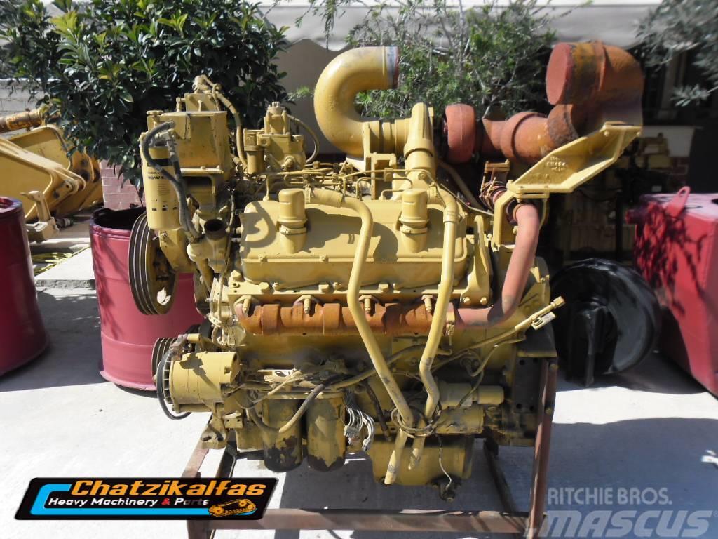 Caterpillar 988B 3409 48W ENGINE FOR WHEEL LOADER