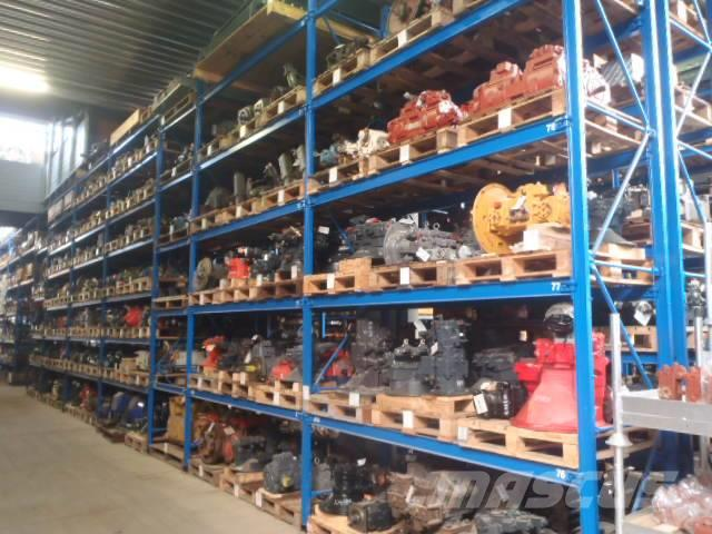 [Other] Many different Makes and Types of Hydraulic Pumps/