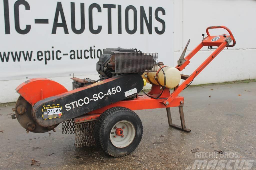 Stico SC-450 Stoppenfrees