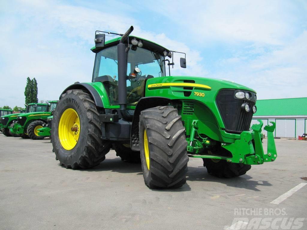 69184ff370f John Deere 7930 Price: €65,850, 2009 - Tractors - Mascus Ireland