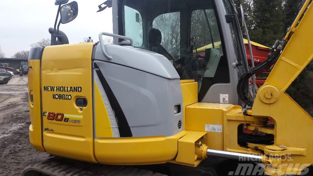 New Holland E 80 M SR