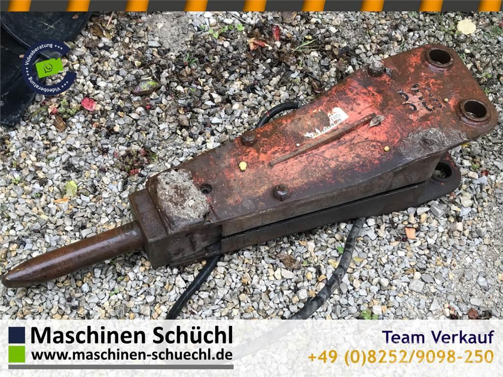 [Other] Other Abbruchhammer ca. 400kg für 8to Bagger