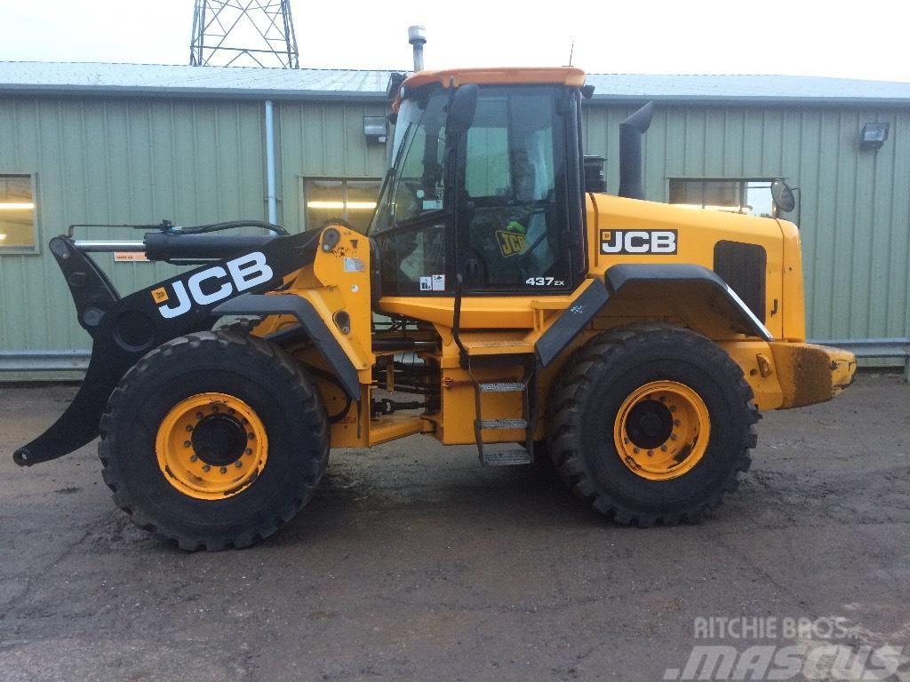 JCB 437ZX