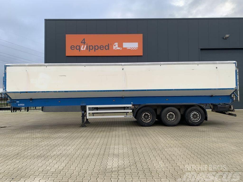 Bulthuis (transport) bandlosser met 2 standen, 51m3 volume,