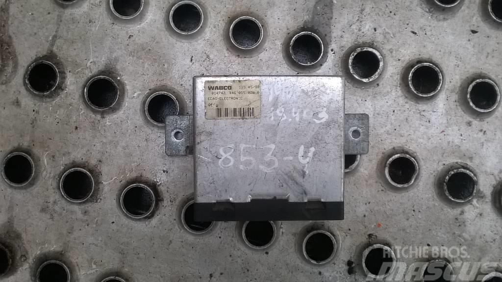 MAN 19.403 suspension control unit