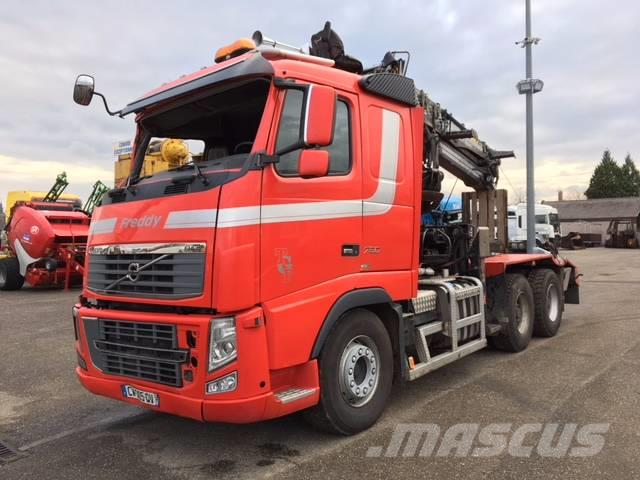 Volvo FH16 750 *ACCIDENTE*DAMAGED*UNFALL*