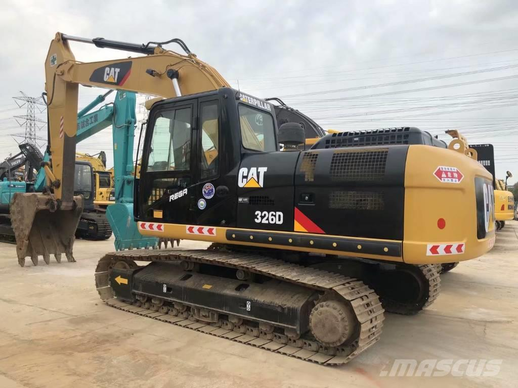 Caterpillar CAT326D中型挖掘机
