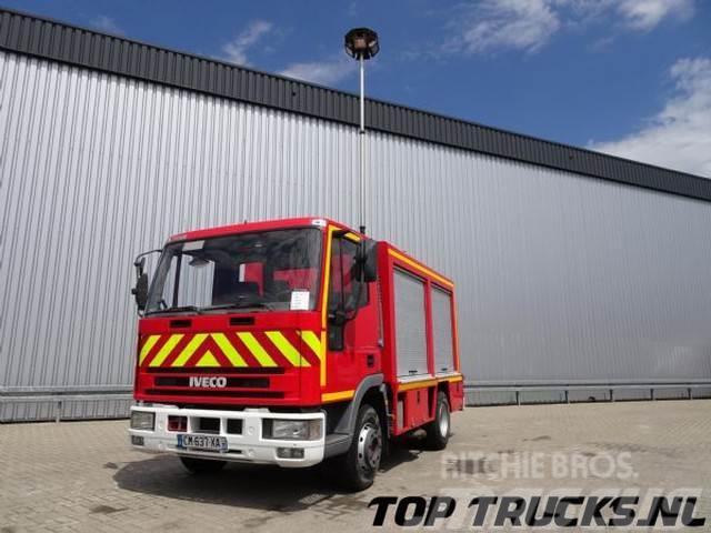 Iveco 80E150 Calamiteiten truck, 16 KVA Electricity aggr