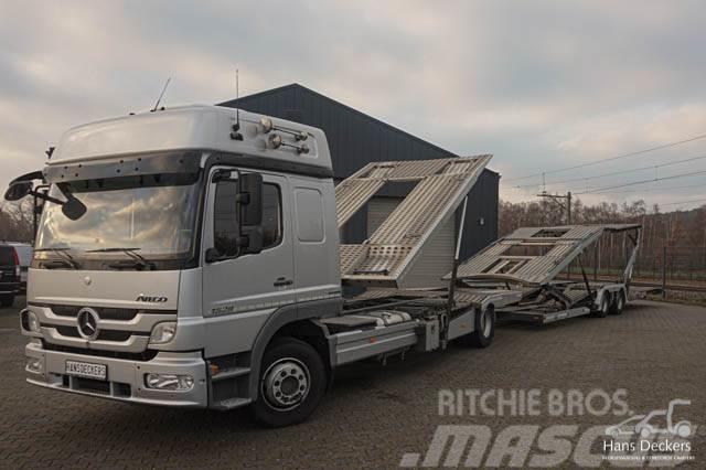 Mercedes-Benz Atego FVG 1529 Euro EEV Autotransporter