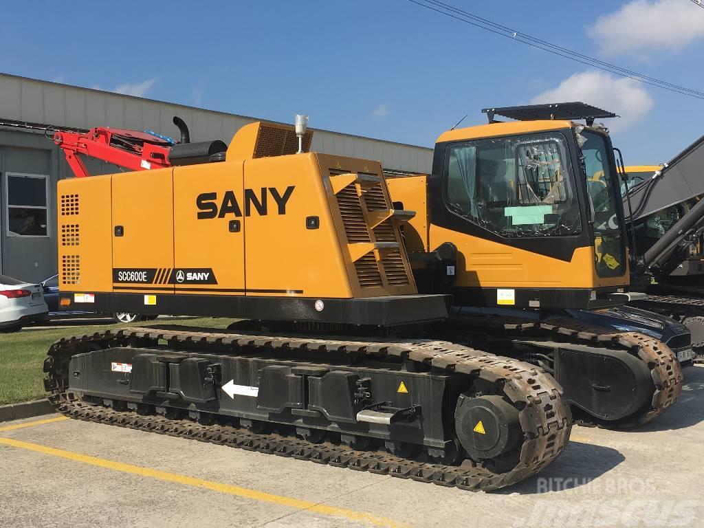 Sany SCC 600E