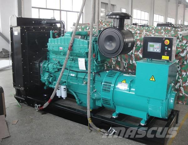 Cummins generator set NTA855-G1A