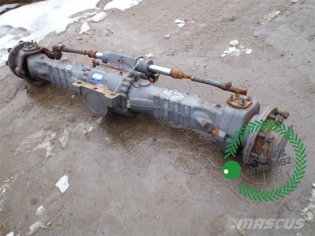 New Holland LM630 Rear Axle