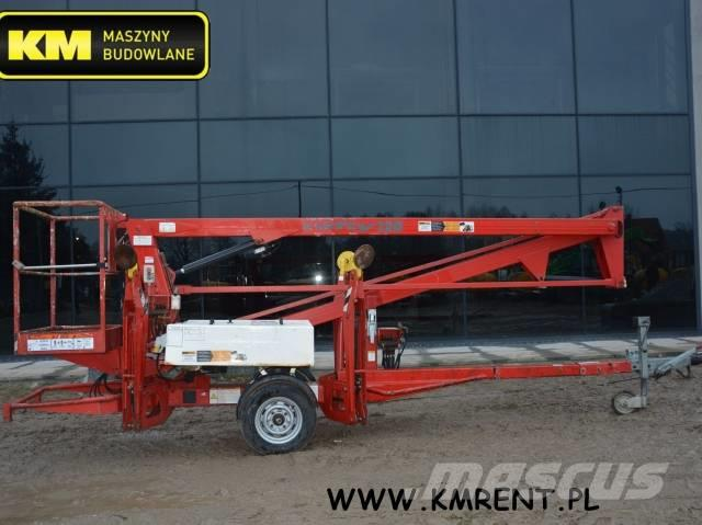 Niftylift 120HE POTAIN HD14C BENFORD LMS 12D