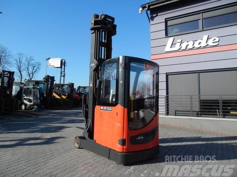 Linde R16HD-01 Triplex , side shift