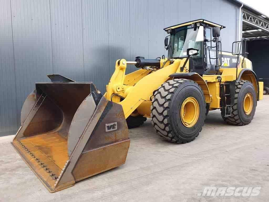 Caterpillar 966K High Lift