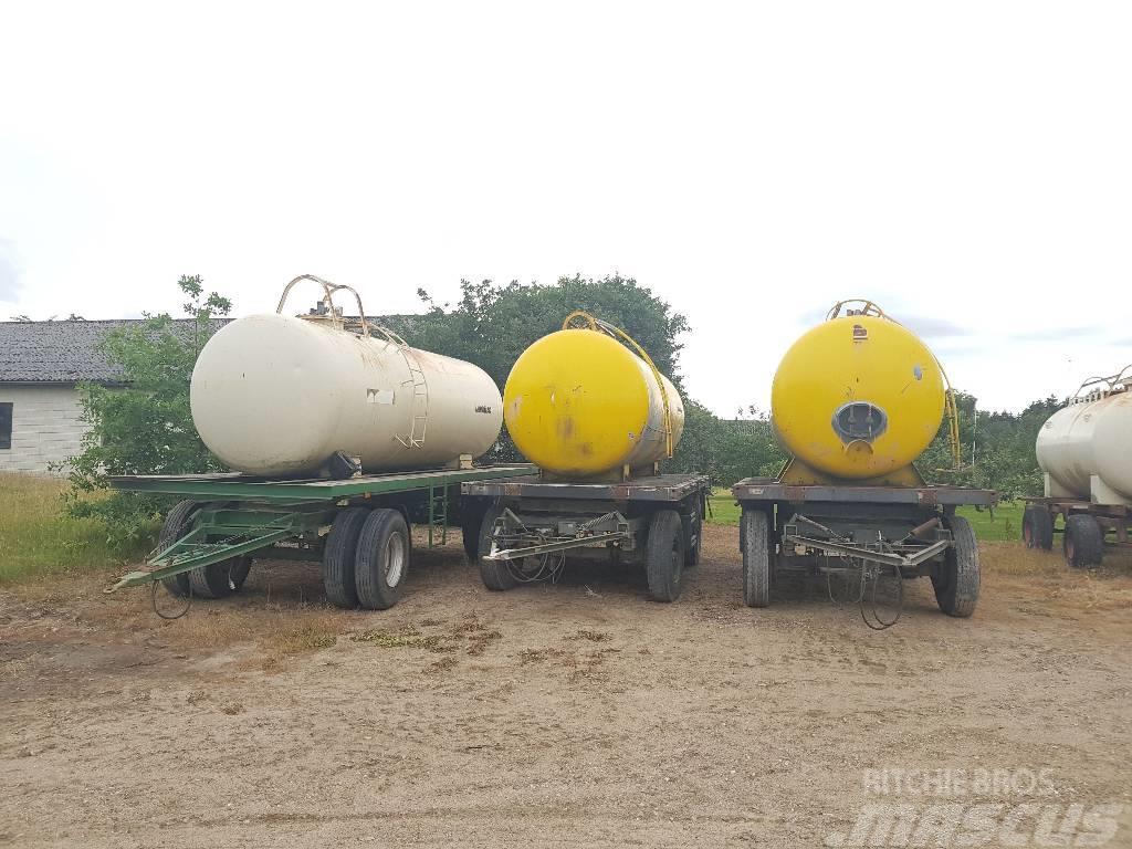 [Other] Ammoniak NH3 4000kg - 7000kg Herning/Dalsø