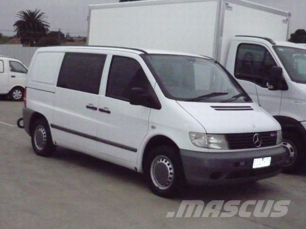 mercedes benz vito 112cdi panel vans year of mnftr 2003 price r 199 077 pre owned panel vans. Black Bedroom Furniture Sets. Home Design Ideas