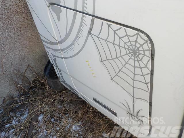 Mercedes-Benz Actros MPII Storage compartment door 9437500502
