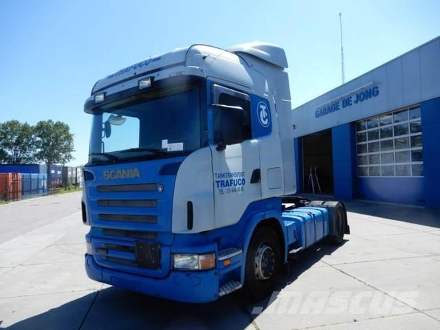 Scania R380 Highline / Manual Gearbox
