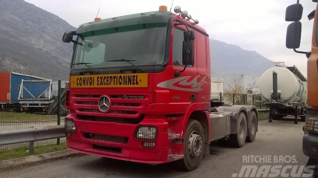 Mercedes-Benz ACTROS 3355