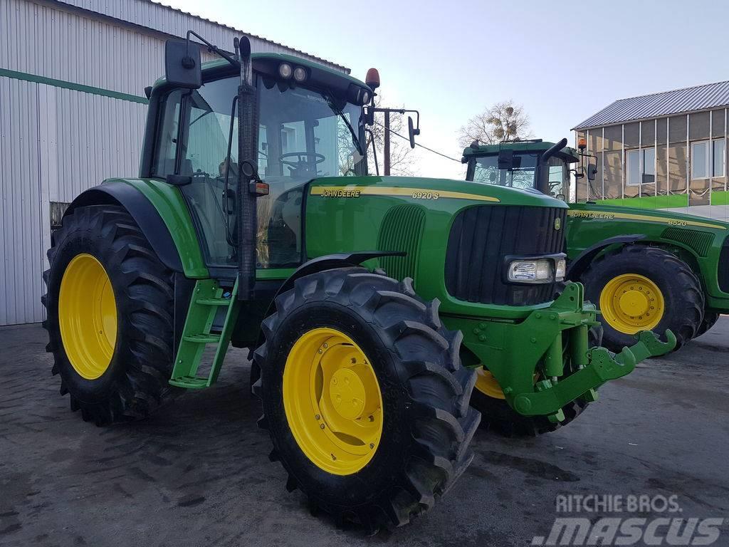 Ganz und zu Extrem John Deere 6920 - Tractors, Price: £28,438, Year of manufacture #ER_85