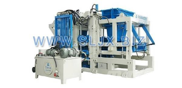 Sanlian QFT10-15 Block Making Machine